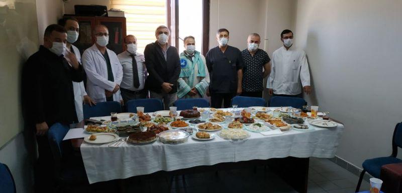 Genel Cerrahi Anabilim Dalı 32.Uzmanını Uğurladı