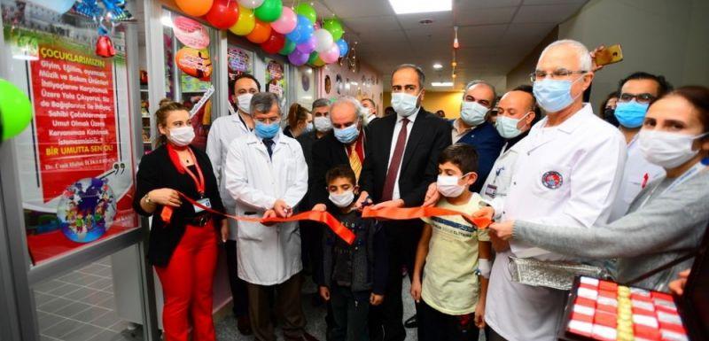 Minik Hayaller Çocuk Mağazası Çocuklara Umut Dağıtacak