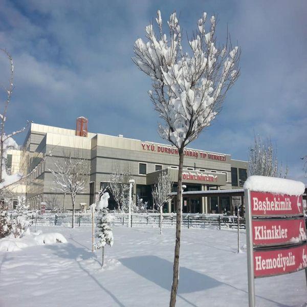 Hastanemiz Çevre Kış