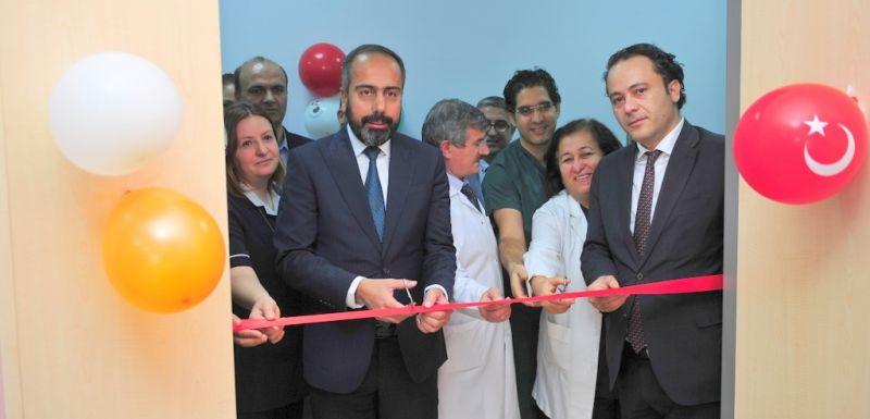 Doğu Anadolu Bölgesi'nin ilk 'Laparoskopik Simülasyon Odası' Hastanemizde açıldı