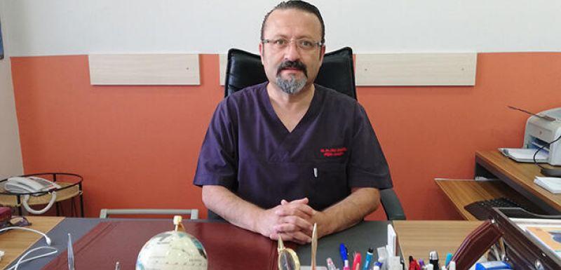 Koronovirüsü Yenen Profesörümüz Çobanoğlu Görevine Başladı