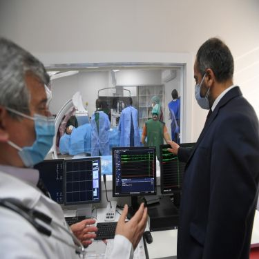 Van Yyü Dursun Odabaş Tıp Merkezi
