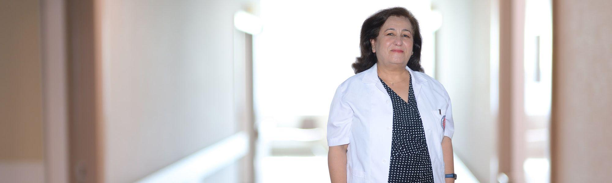 Prof.Dr. Hanım GÜLER ŞAHİN